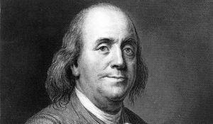 Tuğşah Bilge – Benjamin Franklin.