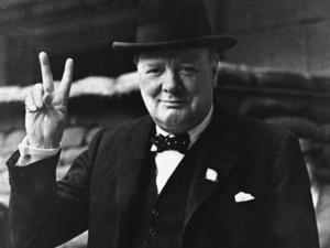 Tuğşah Bilge – Winston Churchill.